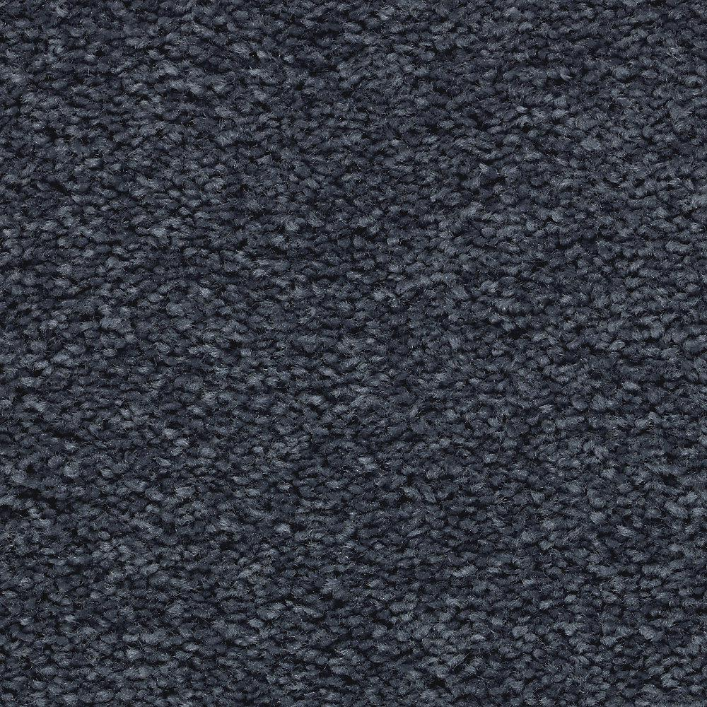 Unblemished I-Color Harbour Textured 12 ft. Carpet