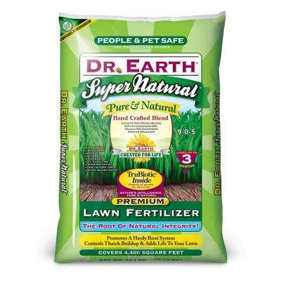 40 lb. Super Natural Lawn Fertilizer