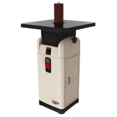 115-Volt 1 HP 1-Phase Floor Model Oscillating Spindle Sander