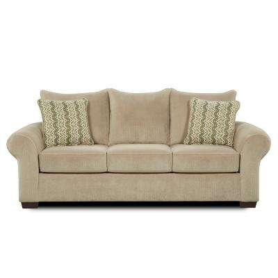 Hagan Chevron Seal Queen Sleeper Sofa