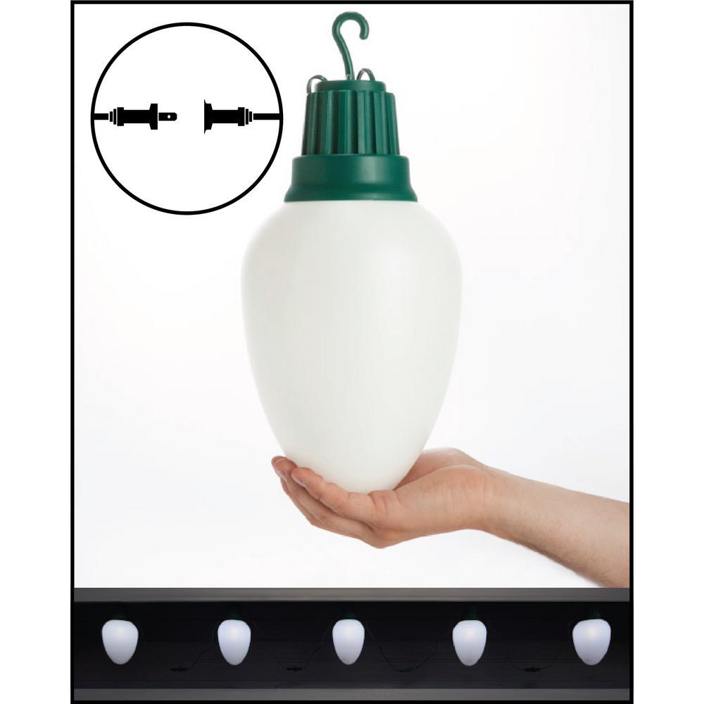 LED C9 - White