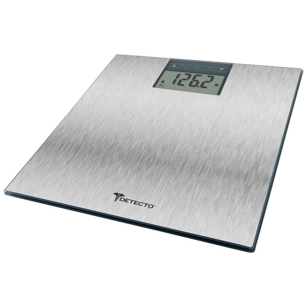 Bmi Bathroom Scale: Ozeri Rev Digital Bathroom Scale With Electro-Mechanical