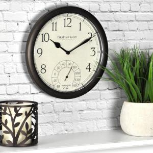FirsTime Capri Outdoor Clock by FirsTime
