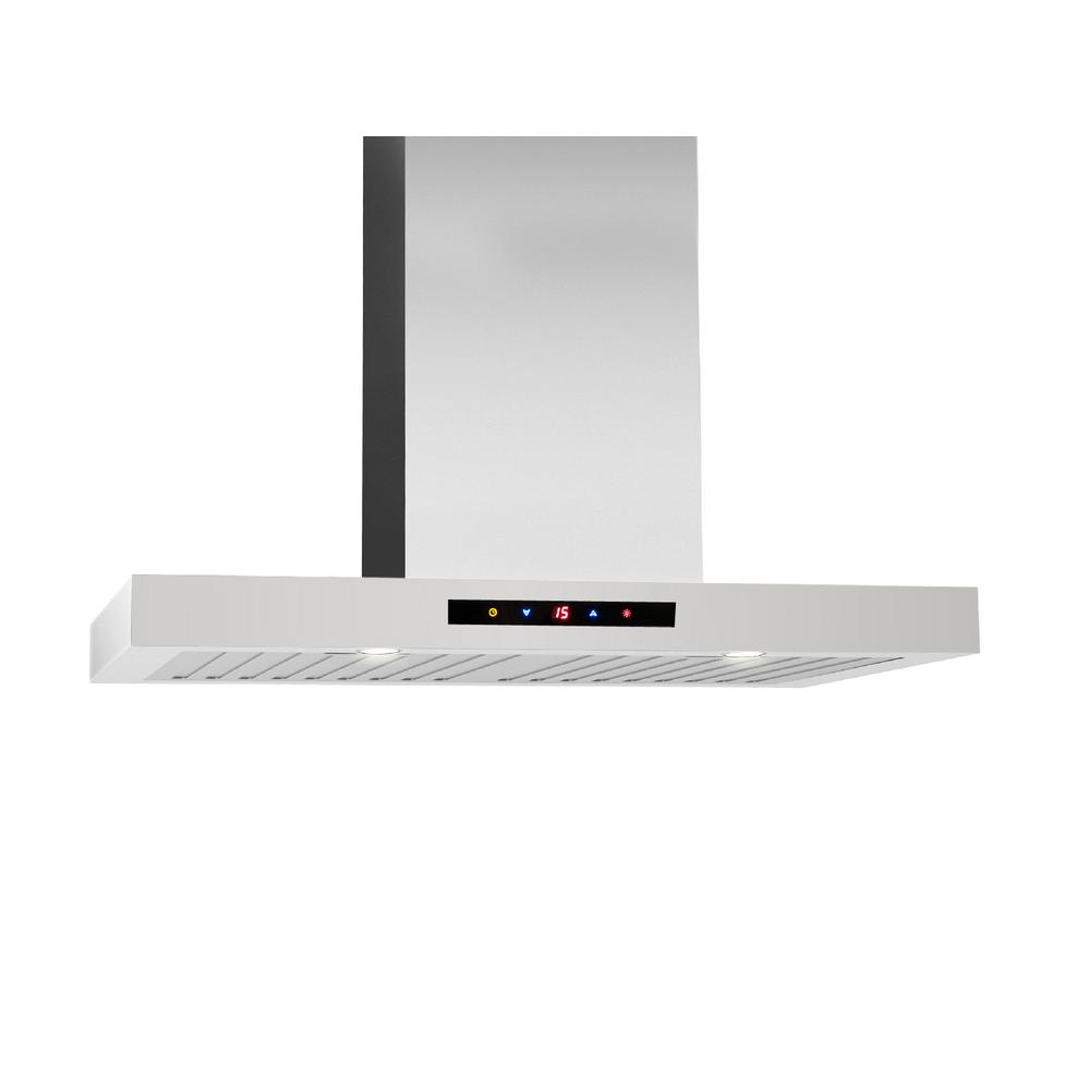 WRC430 30 in. Wall-mounted Convertible Range Hood in Stainless Steel