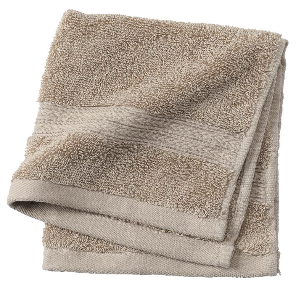 Newport 1-Piece Face Towel in Linen