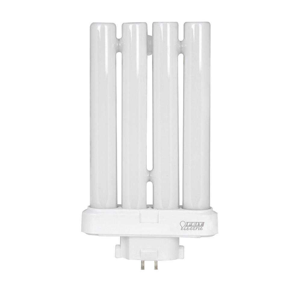 6 in. 27-Watt Daylight U-SHAPE Linear Fluorescent Light Bulb (Case of 6)