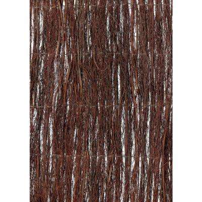 5 in. H x 13 ft. W x 0.0393 in. D Brushwood Fencing and Screening