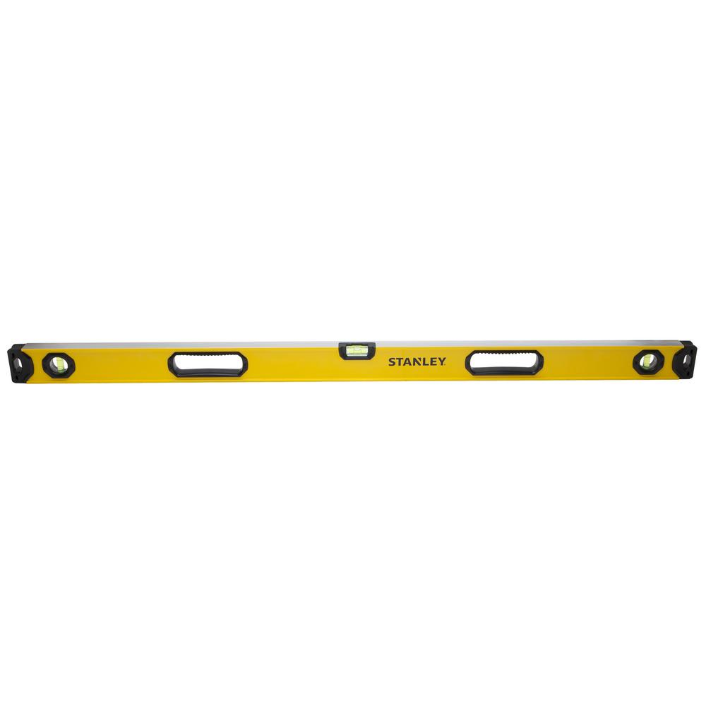 STANLEY 48 in. Box Beam Level