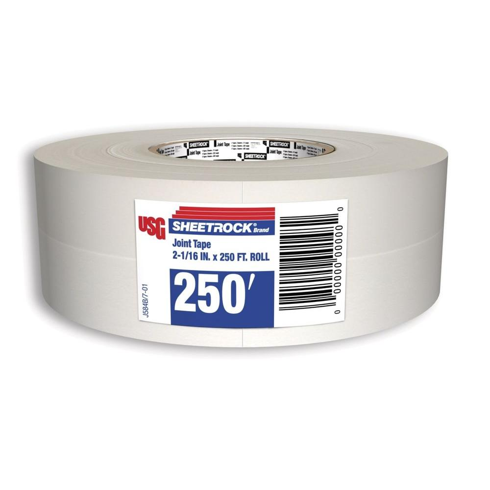 Usg Sheetrock Brand 250 Ft Drywall Joint Tape 382175 The Home Depot