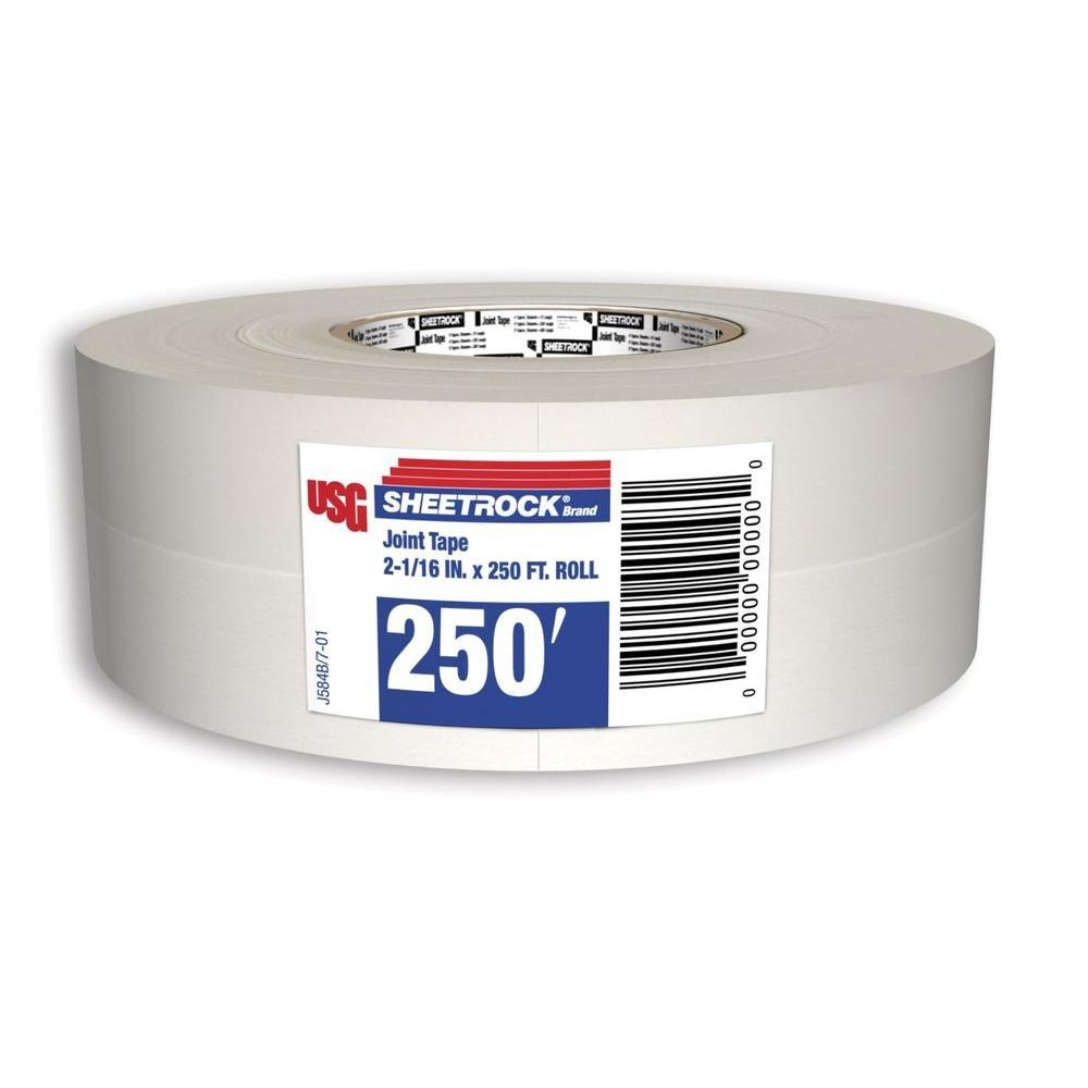 USG SHEETROCK Brand 250 ft. Drywall Joint Tape 382175