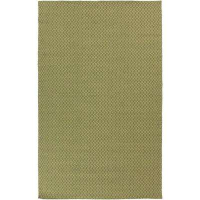 Ravena Lime 2 ft. x 3 ft. Indoor Area Rug
