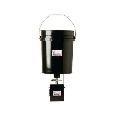 40 lb. Bucket Feeder with E-kit