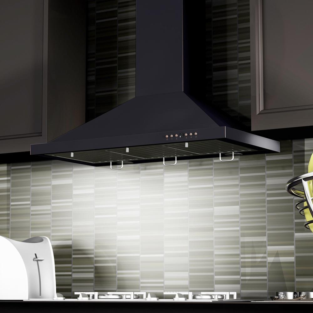 Oil Rubbed Bronze Range Hoods Appliances The Home Depot