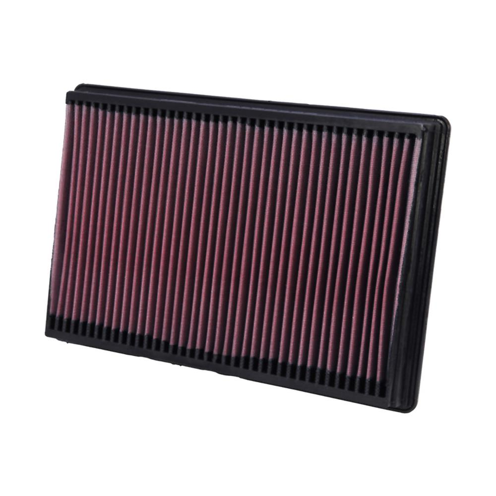 3.7//4.7//5.7L; 02-10 33-2247 K/&N Replacement Air Filter DODGE RAM 1500//2500//3500