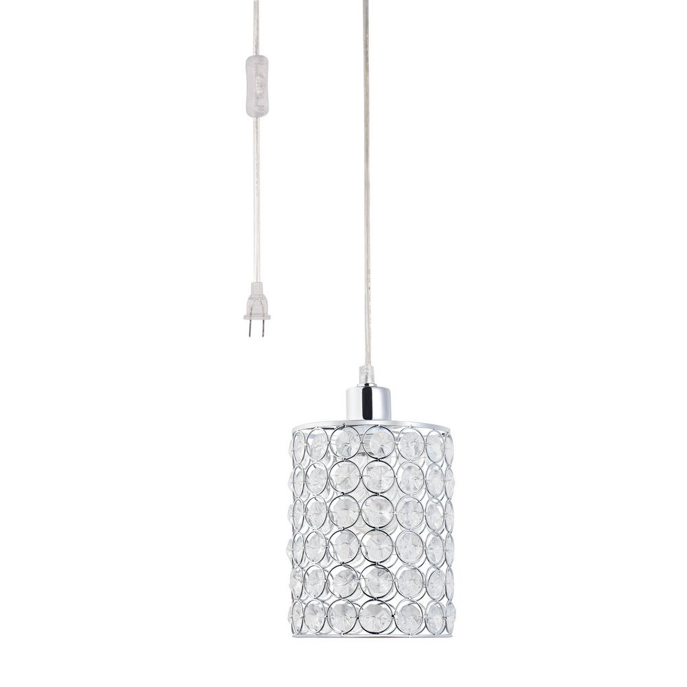plug-in - pendant lights - lighting - the home depot
