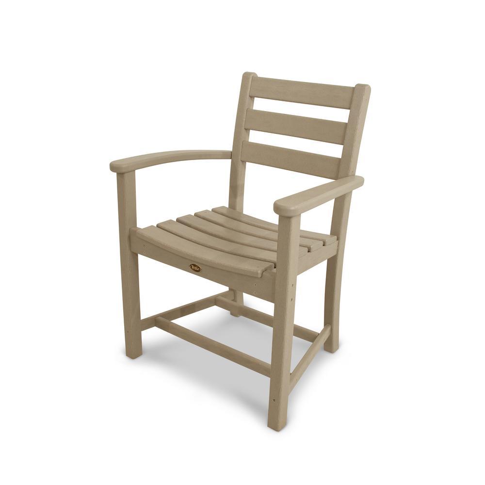 Trex Outdoor Furniture Monterey Bay Sand Castle Plastic Outdoor ...