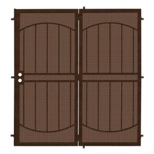 ArcadaMAX Copper Projection Mount Outswing Steel Patio Security Door · Unique  Home Designs ... Part 61
