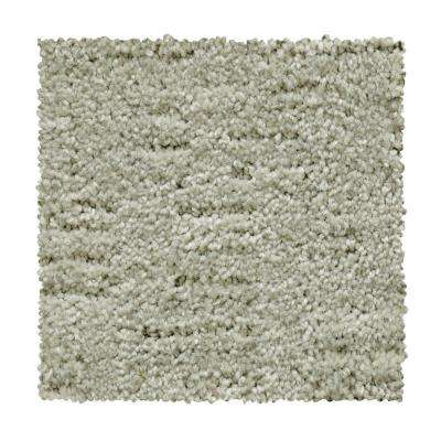 8 in. x 8 in. Pattern Carpet Sample - Corry Sound - Color Sterling