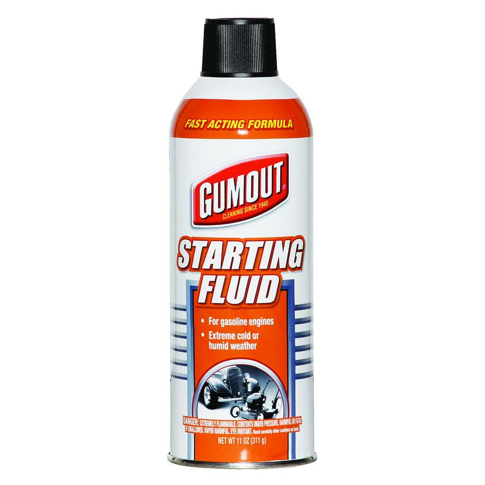 Gumout 11 Oz Starting Fluid 5072866 The Home Depot