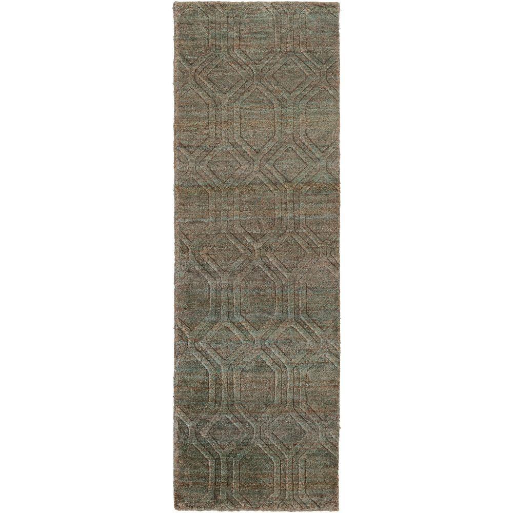 Artistic Weavers Carora Teal 2 Ft. 6 In. X 8 Ft. Indoor
