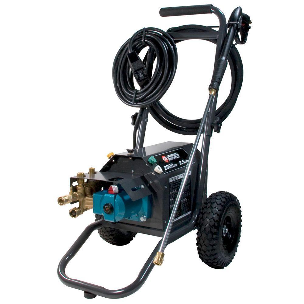 Campbell Hausfeld 2900-PSI 2.5-GPM CAT Pump Electric Pressure Washer