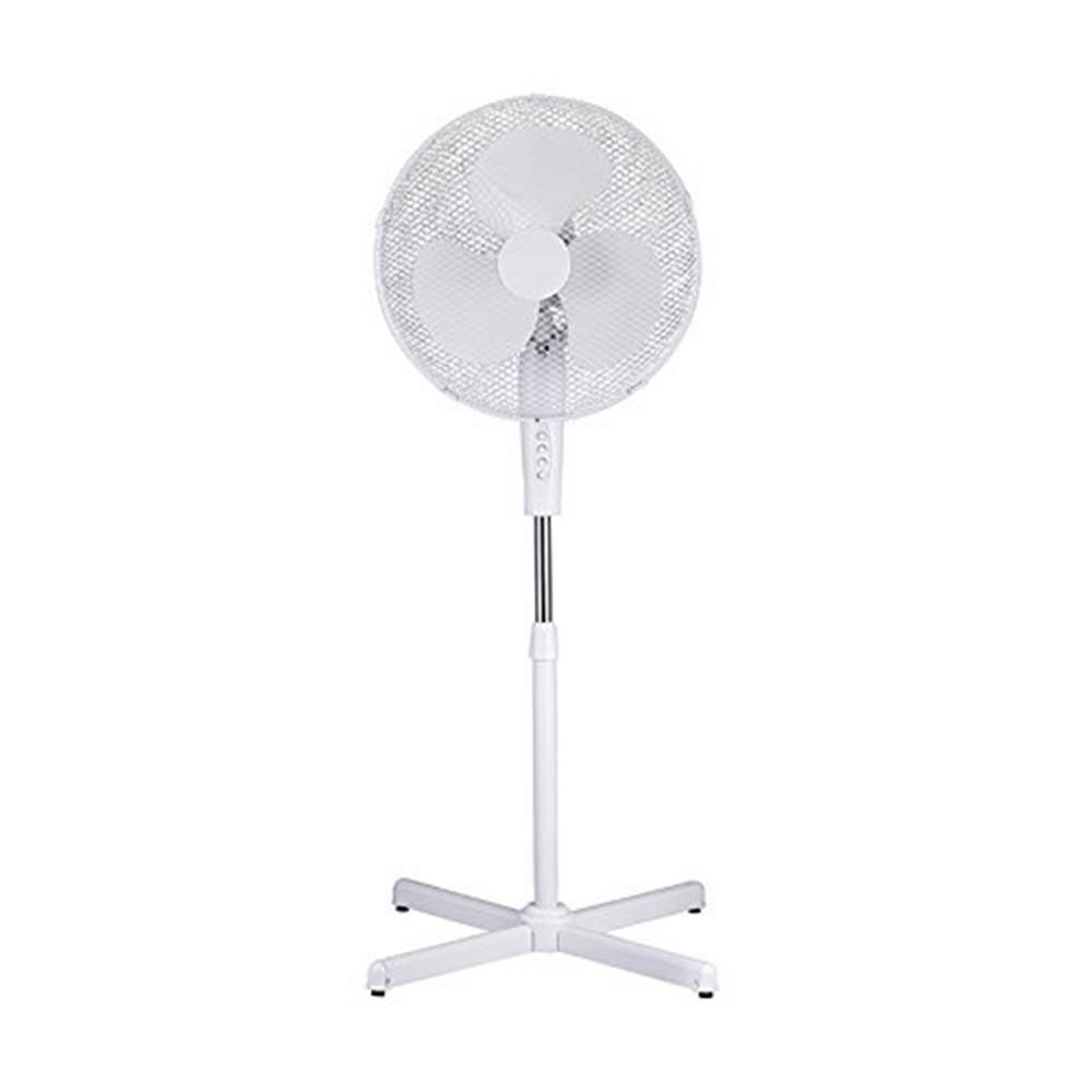 Lasko Adjustable Height 18 In Oscillating Pedestal Fan