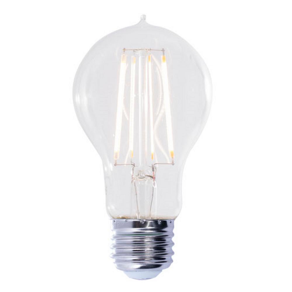 Bulbrite 40w Equivalent Warm White Light A19 Dimmable Led: Bulbrite 50W Equivalent Warm White Light A19 Dimmable LED