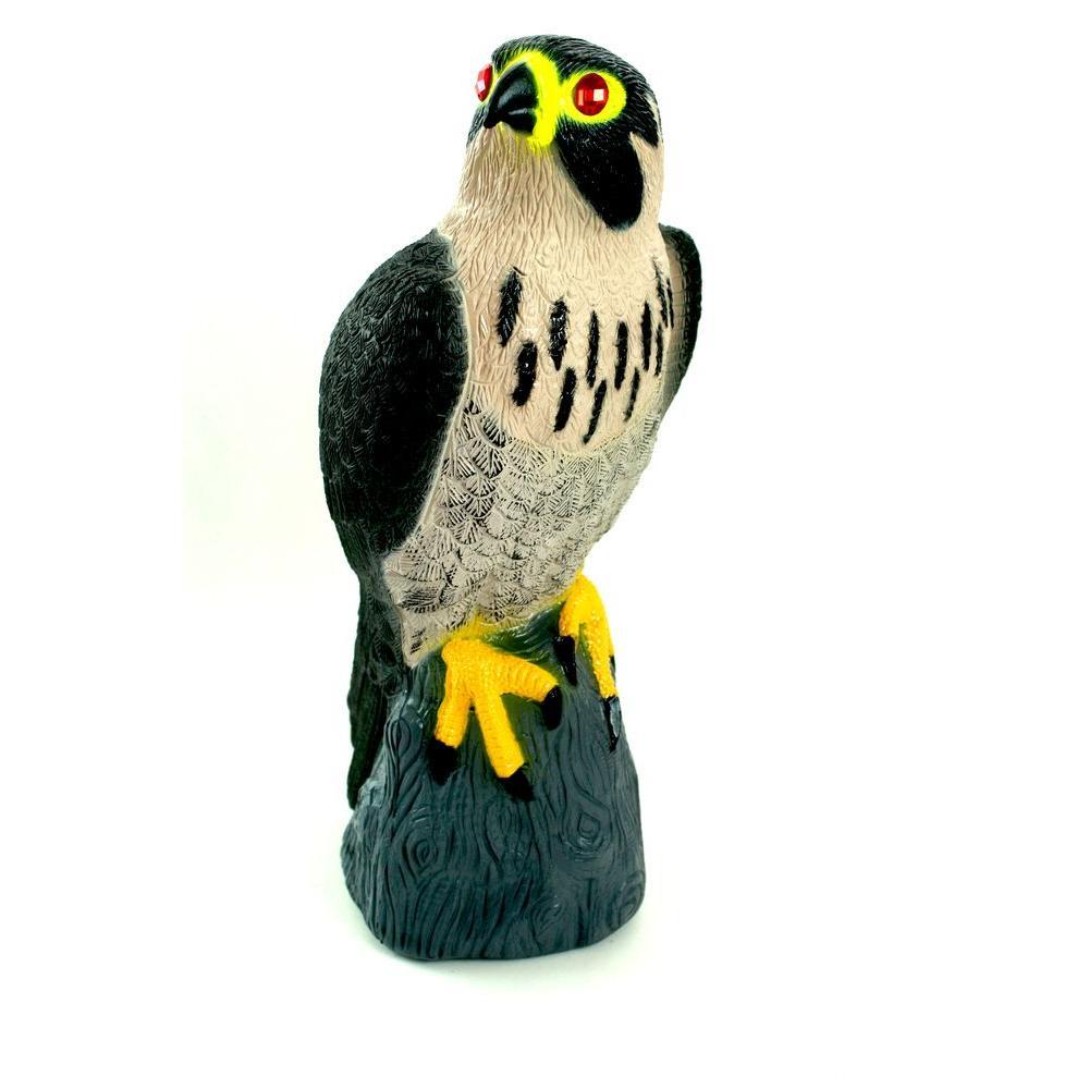 Falcon Predator Decoy Bird Repellent Scare Pigeons