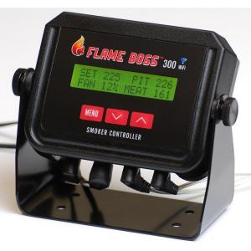 Flame Boss 300 Kamado-V Smoker Controller by Flame Boss