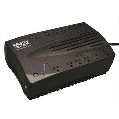 900VA 480-Watt UPS Desktop Battery Back Up AVR Compact 120-Volt USB RJ11
