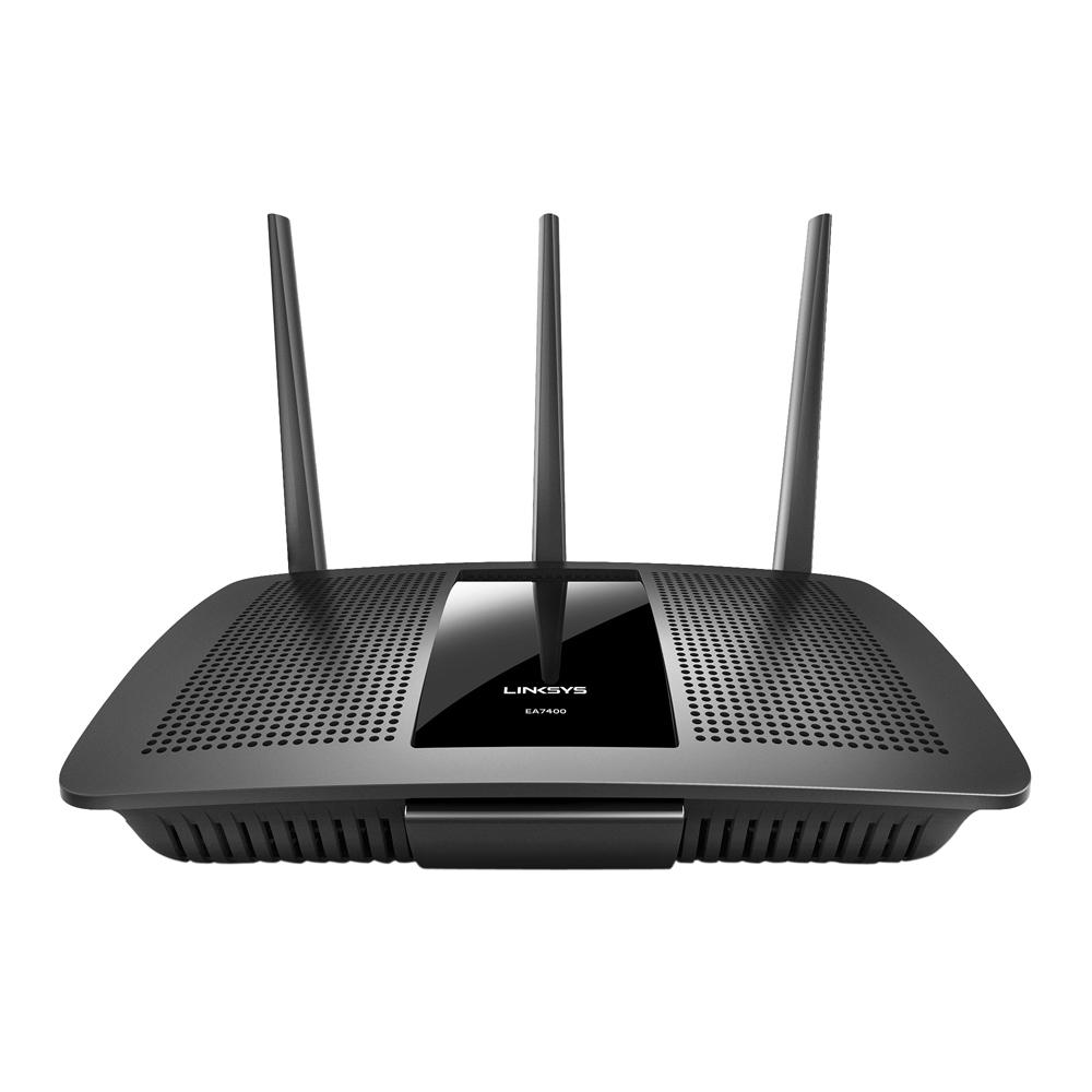 linksys ac1750 wi fi router with mu mimo ea7300 the home depot rh homedepot com linksys 5 port workgroup hub manual 8-Port Hub