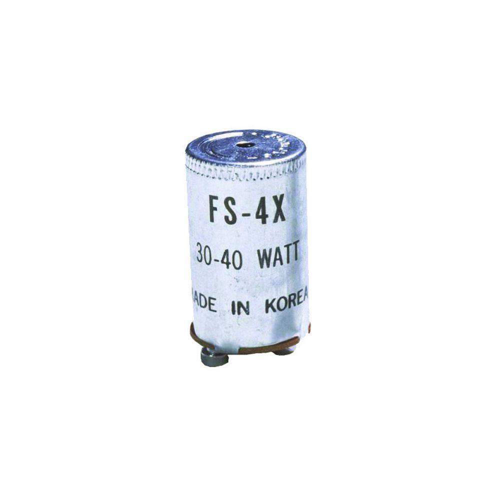 Fluorescent Starter for 22-Watt and 25-Watt Lamp