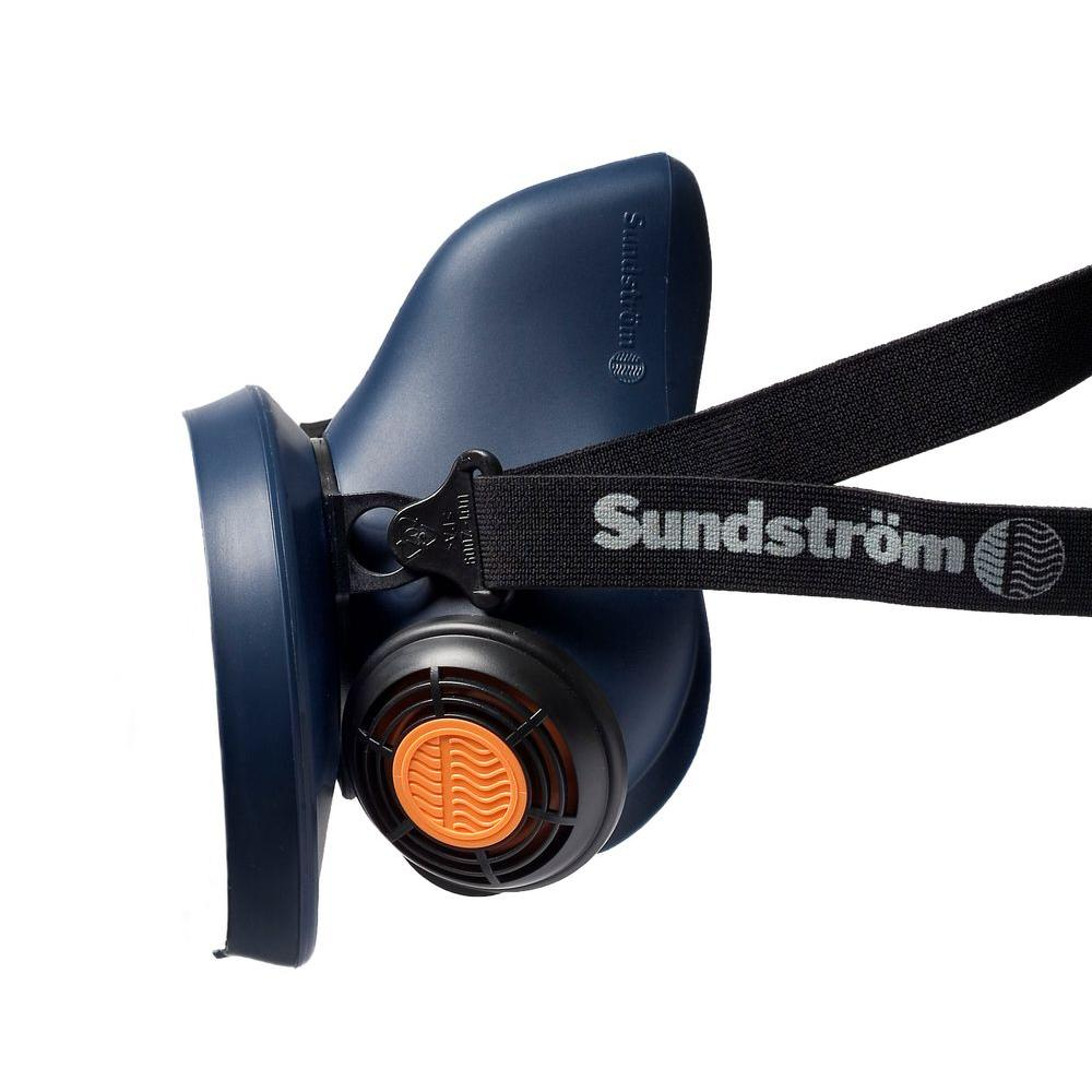Sundstrom Safety Silicone Half Mask Respirator