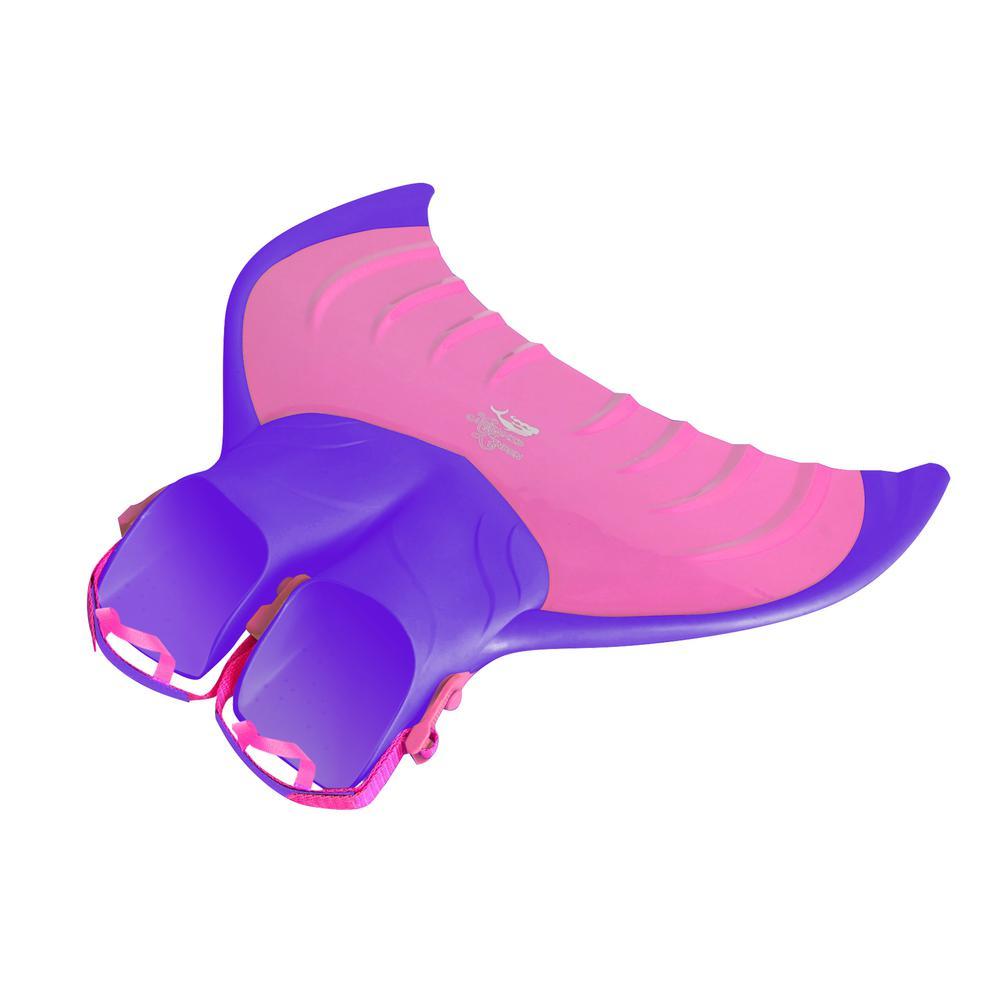 Body Glove Mermaid Mono Fin - Pink