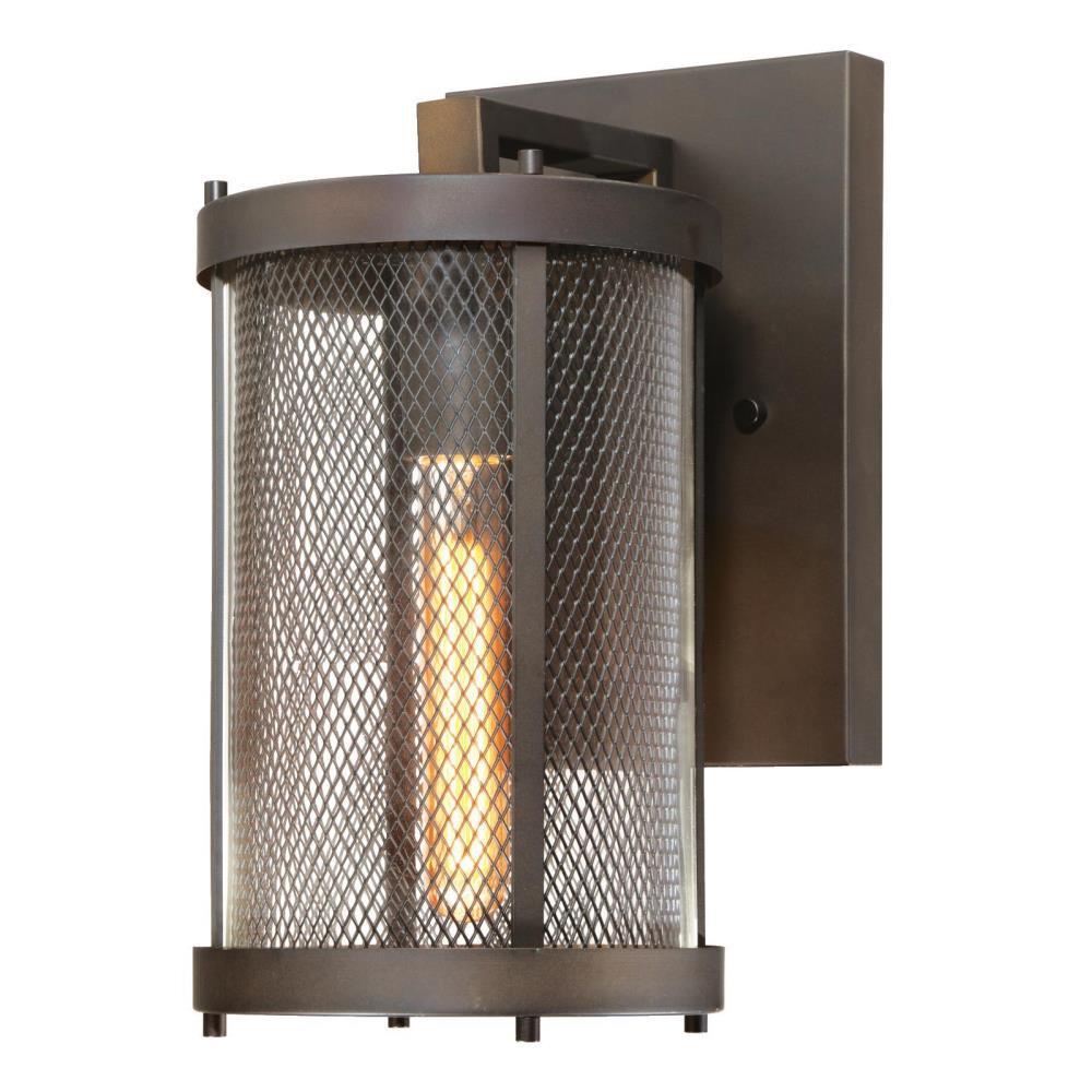 Skyview Oil Rubbed Bronze 1-Light Outdoor Lantern