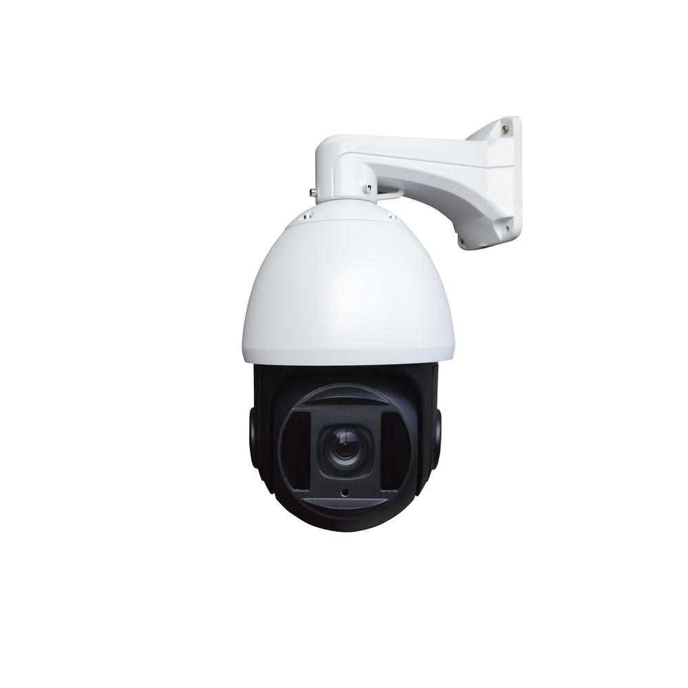 HD Series Wired 1,000TVL Indoor/Outdoor IR PTZ Camera with 23X Optical