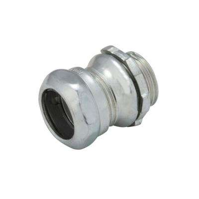 EMT 3/4 in. Uninsulated Raintight Compression Connector (25-Pack)