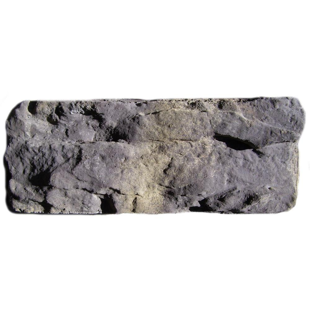 Null Pantheon 8.25 In. X 16 In. X 6 In. Limestone Concrete Retaining