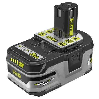 18-Volt ONE+ Lithium-Ion LITHIUM+ HP 3.0 Ah High Capacity Battery