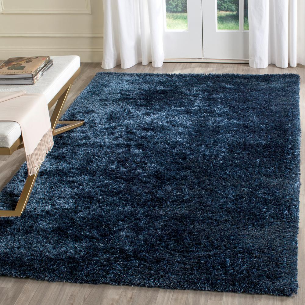 Safavieh Toronto Navy 4 Ft X 6 Area Rug