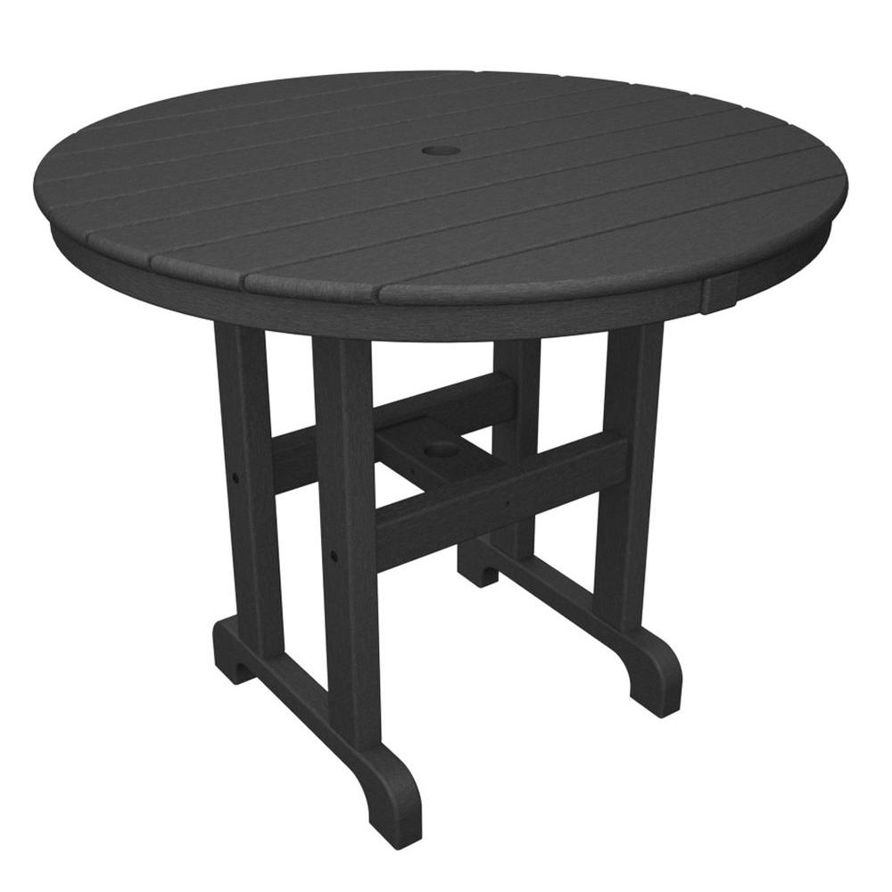Safavieh 551 in Dilettie Grey Rattan Folding Outdoor  : polywood patio dining tables rt236gy 641000 from www.homedepot.com size 1000 x 1000 jpeg 41kB