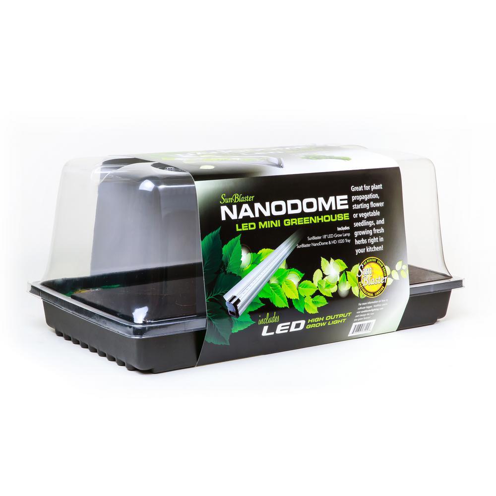 LED Mini Greenhouse Kit