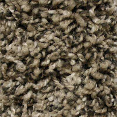 Carpet Sample - Shelby II - Color Supercharger Twist 8 in. x 8 in.