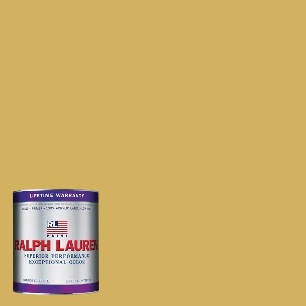 Ralph Lauren 1-qt. Brass Eggshell Interior Paint