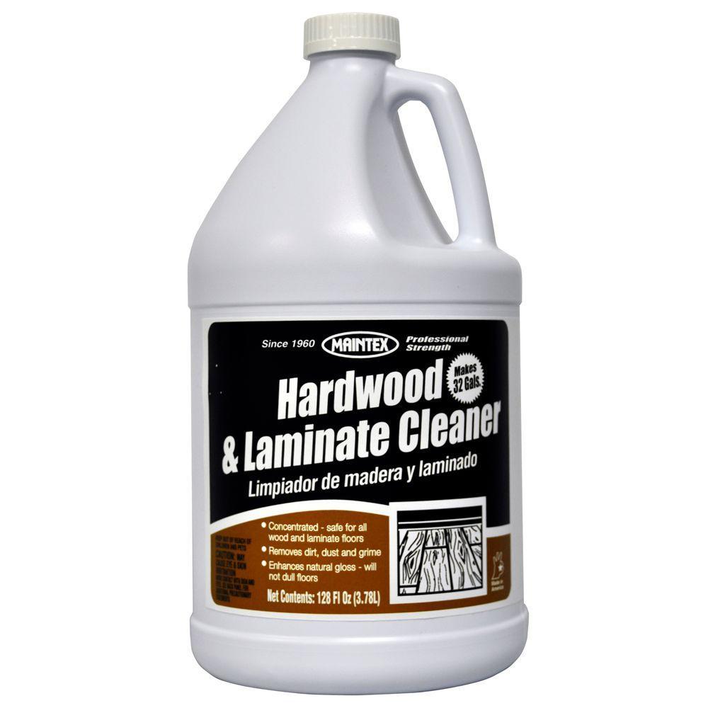 1 Gal. Hardwood and Laminate Cleaner