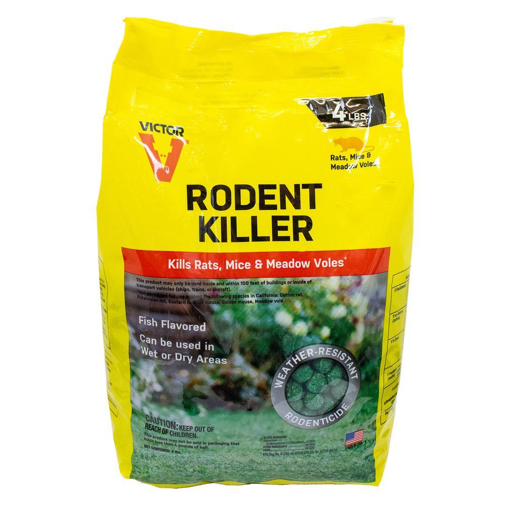4 lbs. Rodent Killer