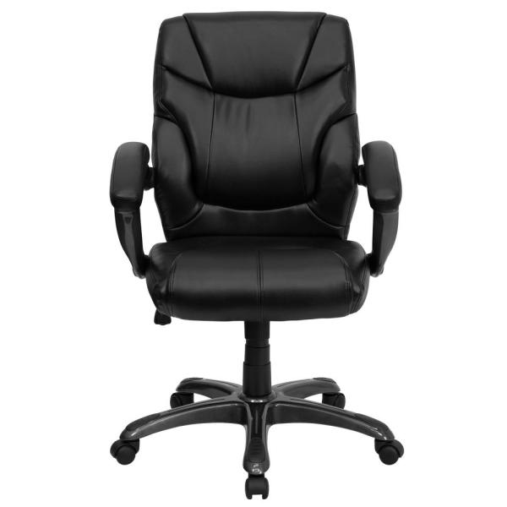 Flash Furniture Black Office/Desk Chair CGA-GO-2417-BL-HD
