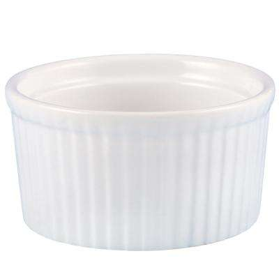 Iron Works 3 oz. Ceramic Ramekin