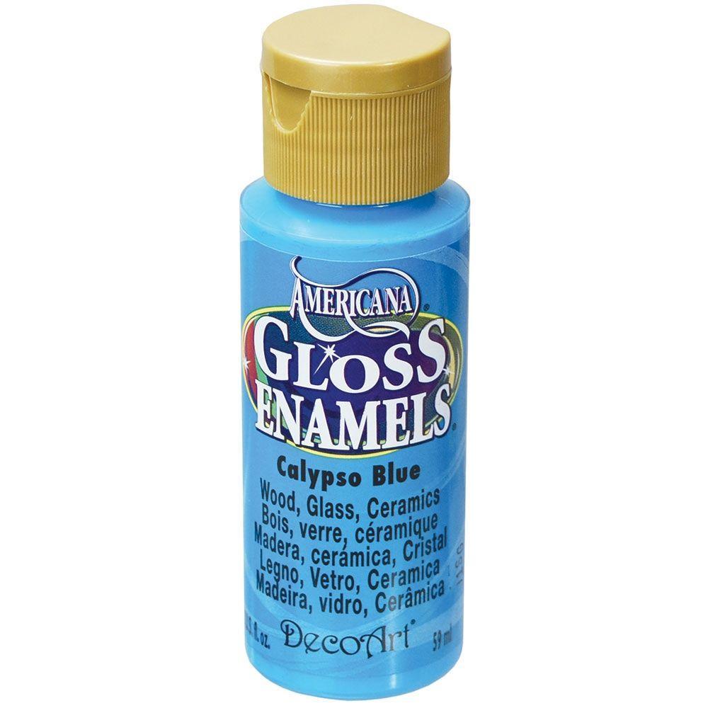 Testors 0 25 oz  8-Color All Purpose Gloss Enamel Paint Set