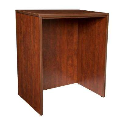 Legacy Cherry Stand Up Desk